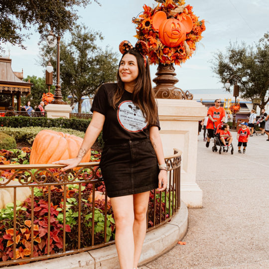 halloween horror nights and disney trip 2019